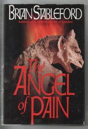 ANGEL OF PAIN by Brian Stableford