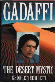 GADAFFI by George Tremlett
