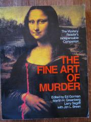 THE FINE ART OF MURDER by Ed Gorman
