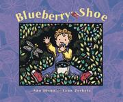 BLUEBERRY SHOE by Ann Dixon