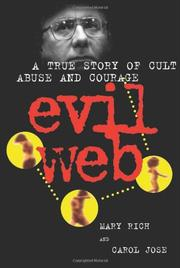 EVIL WEB by Mary Rich