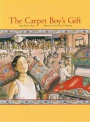 THE CARPET BOY'S GIFT by Pegi Deitz Shea