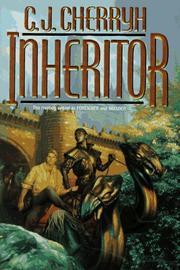 INHERITOR by C.J. Cherryh