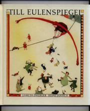 THE MERRY PRANKS OF TILL EULENSPIEGEL by Heinz Janisch