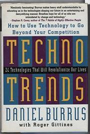 TECHNOTRENDS by Daniel Burrus