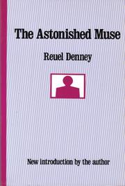 THE ASTONISHED MUSE by Reuel Denney