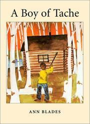 A BOY OF TACHE by Ann Blades