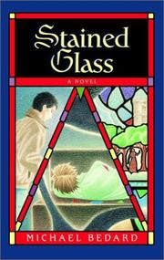 Cover art for STAINED GLASS