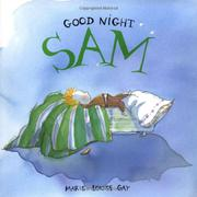 Book Cover for GOOD NIGHT, SAM