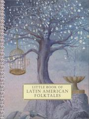 LITTLE BOOK OF LATIN AMERICAN FOLKTALES by Carmen Diana Dearden