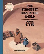 Cover art for THE STRONGEST MAN IN THE WORLD