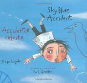 Book Cover for SKY BLUE ACCIDENT/ACCIDENTE CELESTE