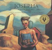 JOSEPHA: A Prairie Boy's Story by Jim McGugan