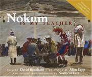 NOKUM IS MY TEACHER by David Bouchard