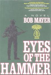 Cover art for EYES OF THE HAMMER