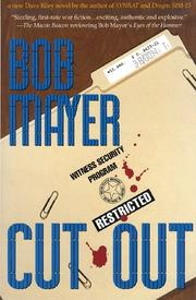 CUT-OUT by Bob Mayer