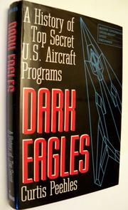 DARK EAGLES by Curtis Peebles