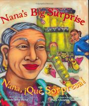Cover art for NANA'S BIG SURPRISE/NANA, ¡QUÉ SORPRESA!