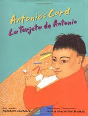 ANTONIO'S CARD by Rigoberto González