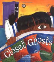 THE CLOSET GHOSTS by Uma Krishnaswami
