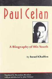 PAUL CELAN by Israel Chalfen