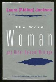 THE WORD WOMAN by Laura Jackson