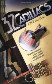 32 CADILLACS by Joe Gores