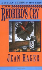 THE REDBIRD'S CRY by Jean Hager