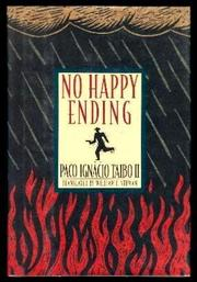 Book Cover for NO HAPPY ENDING