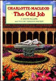 THE ODD JOB by Charlotte MacLeod
