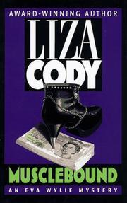 MUSCLEBOUND by Liza Cody