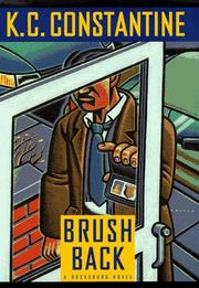 Cover art for BRUSHBACK