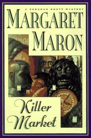 KILLER MARKET by Margaret Maron