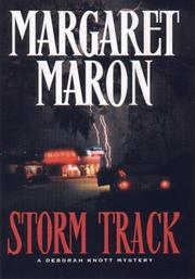 STORM TRACK by Margaret Maron