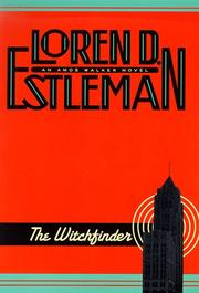THE WITCHFINDER by Loren D. Estleman