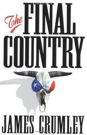 Cover art for THE FINAL COUNTRY