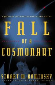 FALL OF A COSMONAUT by Stuart M. Kaminsky