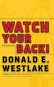 Cover art for WATCH YOUR BACK!