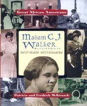 Book Cover for MADAM C.J. WALKER