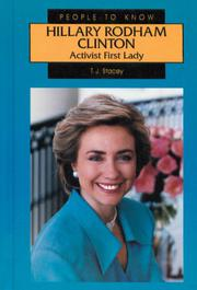 HILLARY RODHAM CLINTON by T.J. Stacey