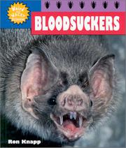 Cover art for BLOODSUCKERS