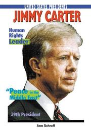 JIMMY CARTER by Anne Schraff