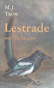 Cover art for LESTRADE AND THE MAGPIE
