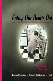 EATING OUR HEARTS OUT by Lesléa Newman