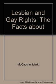 LESBIAN AND GAY RIGHTS by Mark McCauslin