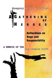 A GATHERING OF HEROES by Gregory Alan-Williams