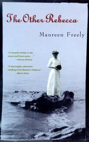 THE OTHER REBECCA by Maureen Freely