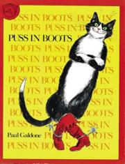 PUSS IN BOOTS by Paul Galdone