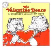 THE VALENTINE BEARS by Jan Brett