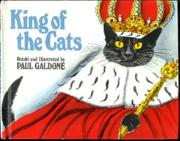 Cover art for KING OF THE CATS